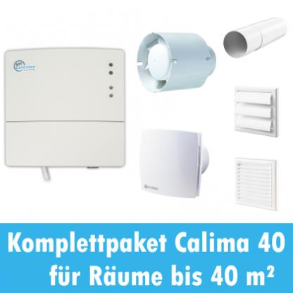 Komplettpaket KST-20 Calima 40