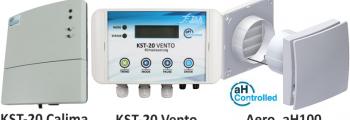 Entwicklung der Klimasteuerung KST-20 Produktfamilie